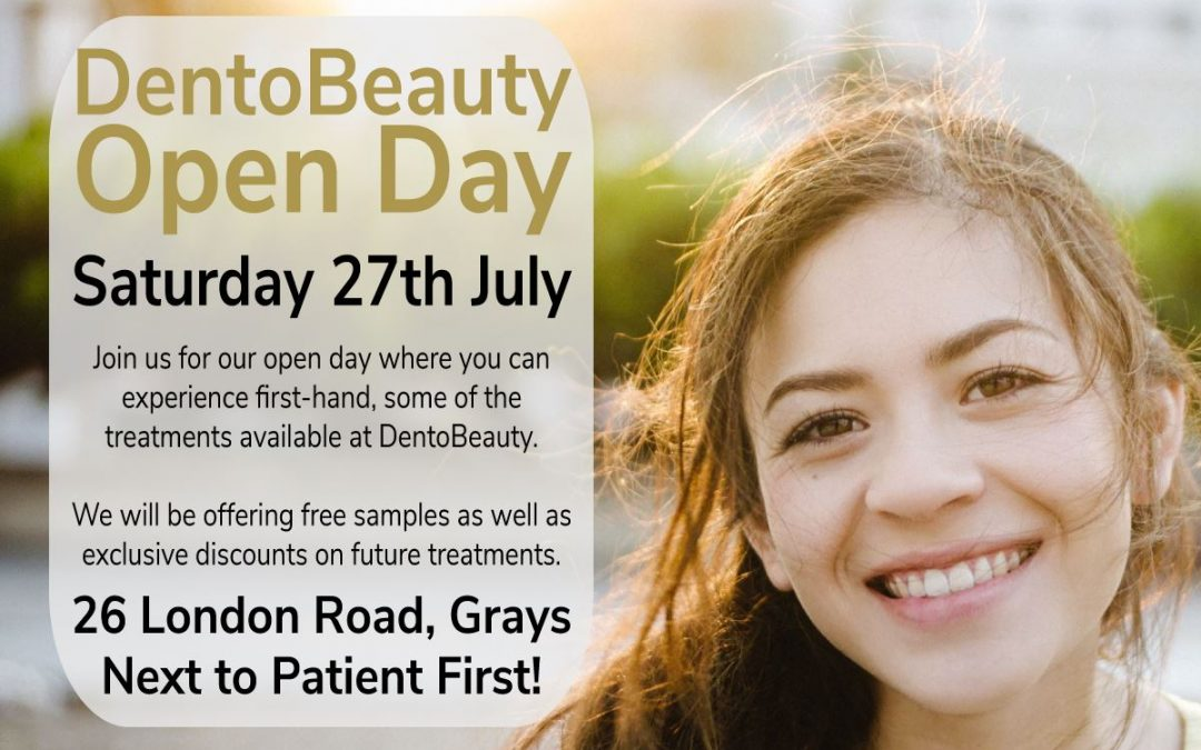 Join Us for Our Open Day