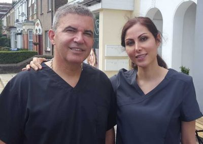 Dr Shahpour and Shirley Hemmati 2