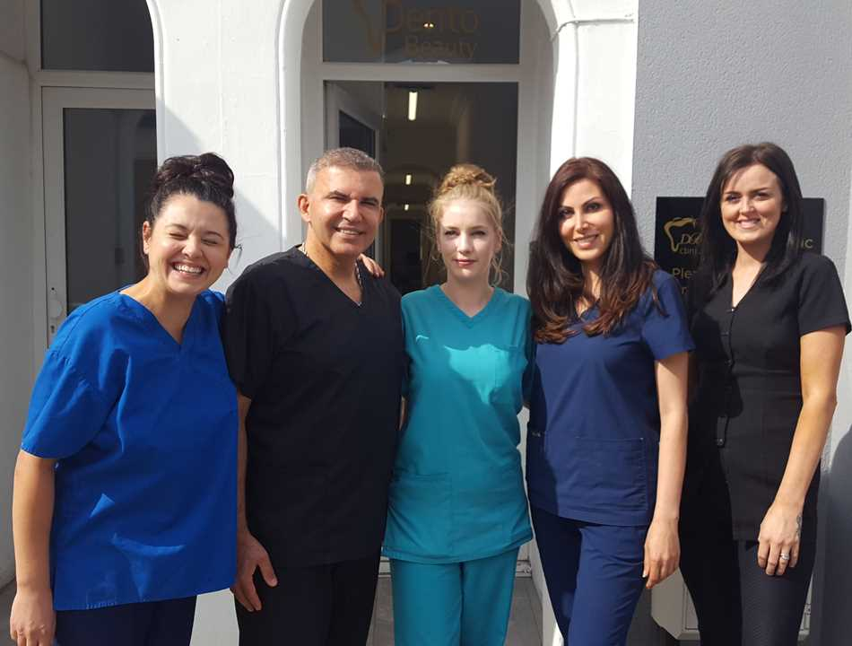 DentoBeauty Team DentoBeauty Clinic Beauty Salon Dental Practice Dentist Grays Essex