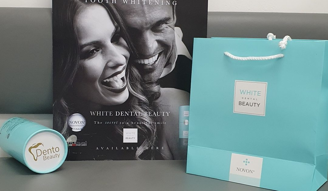 Get A Dentist-Made Professional Home Whitening Kit For Only £250!